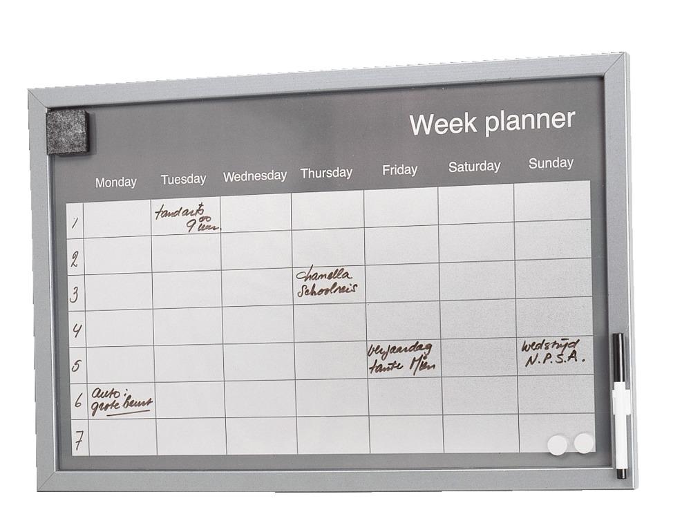 Familiekalenders…overzicht of bezigheidstherapie?