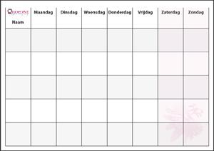 Fonkelnieuw Familiekalenders...overzicht of bezigheidstherapie? | SPOT ON YV-18